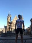 Selfie op t Binnenhof