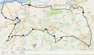 Brabant 225 km