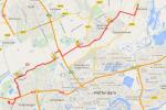 route Bleiswijk
